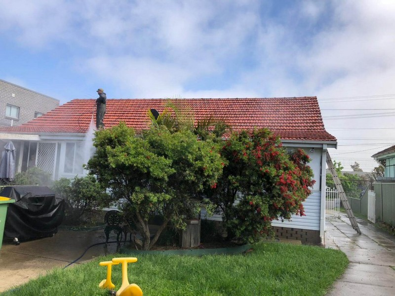 Best and Expert Roof Hi-Pressure Cleaning In Sydney, Gladesville, Ryde & Epping